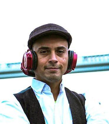 Julian Mr M Our Salsa Soul Radio OSSR DJ presenter